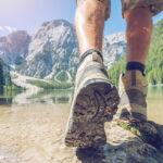 Buty w góry na lato