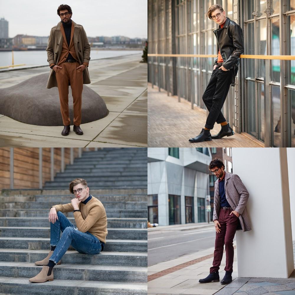 Wysokie buty męskie – jak je nosić? | Blog eobuwie.pl