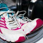 jak prać buty sportowe w pralce