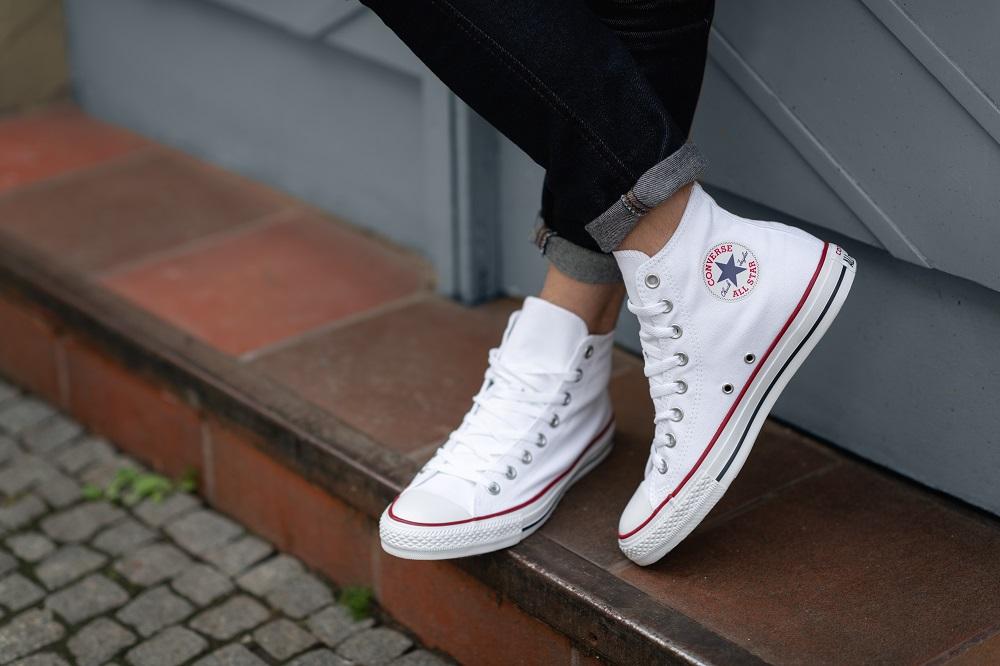 Buty marki Converse. Zobacz, jak wybrać odpowiedni rozmiar!