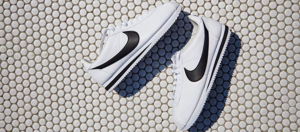 Nike białe męskie sneakersy