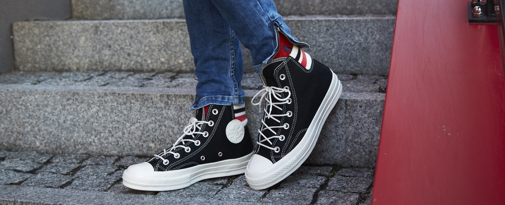 Damskie trampki Converse </p>                     </div> 		  <!--bof Product URL --> 										<!--eof Product URL --> 					<!--bof Quantity Discounts table --> 											<!--eof Quantity Discounts table --> 				</div> 				                       			</dd> 						<dt class=