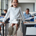 Buty do szkoły dla dziecka