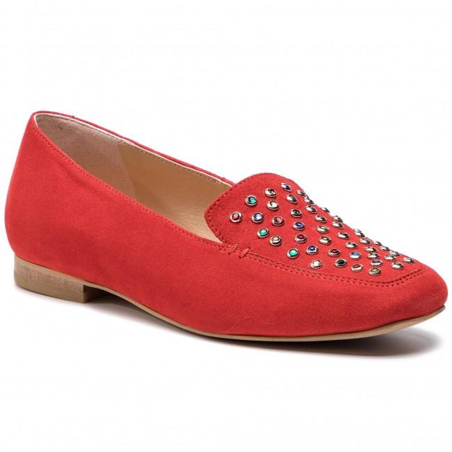 lordsy damskie solo femme czerwone