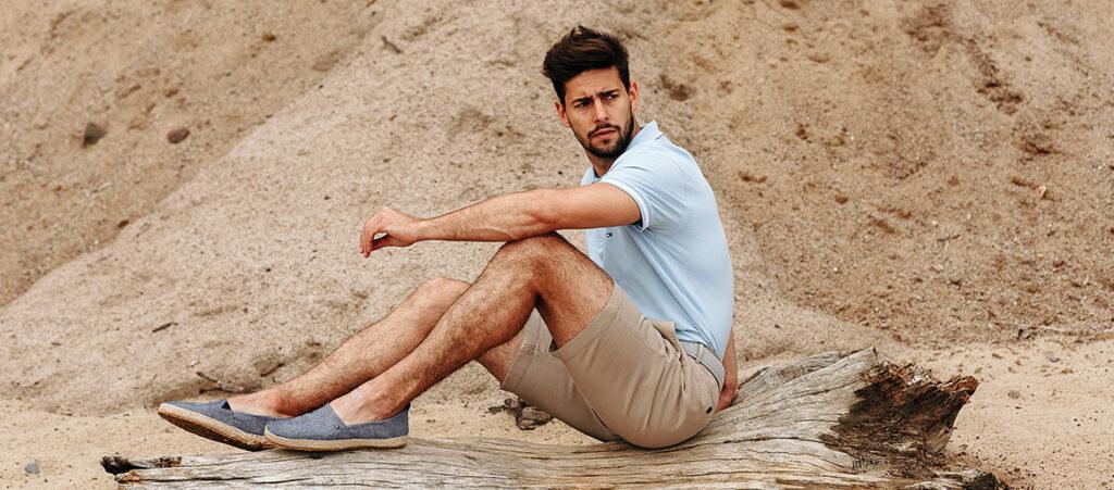 Espadryle męskie - idealne buty na lato