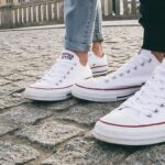 Białe Converse Chuck Taylor All Star