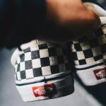 Tenisówki Vans Slip-on szachownica