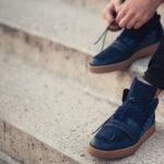 sneakersy męskie na jesień - polecane modele