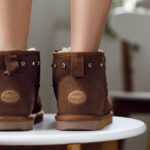 stylizacje z butami emu i ugg - sprawdzone zestawy ze śniegowcami