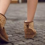 czy buty ugg przemakają