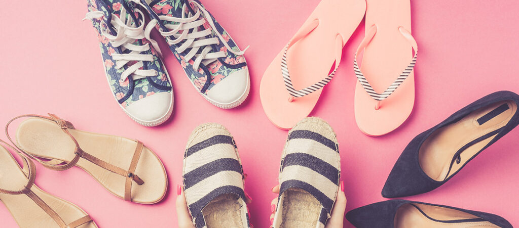 najlepsze buty damskie na lato