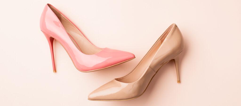 pastelowe buty - z czym nosić