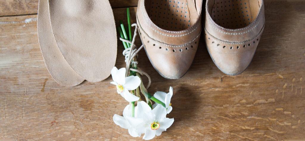 pantofle i wkładki do butów