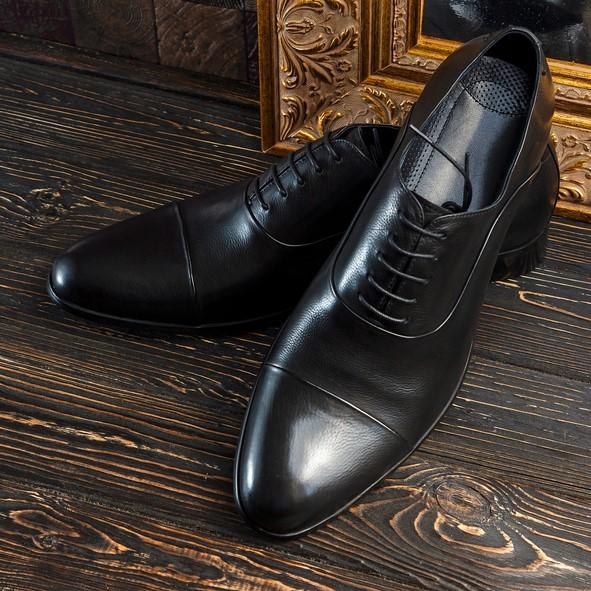 Skórzane buty do smokingu
