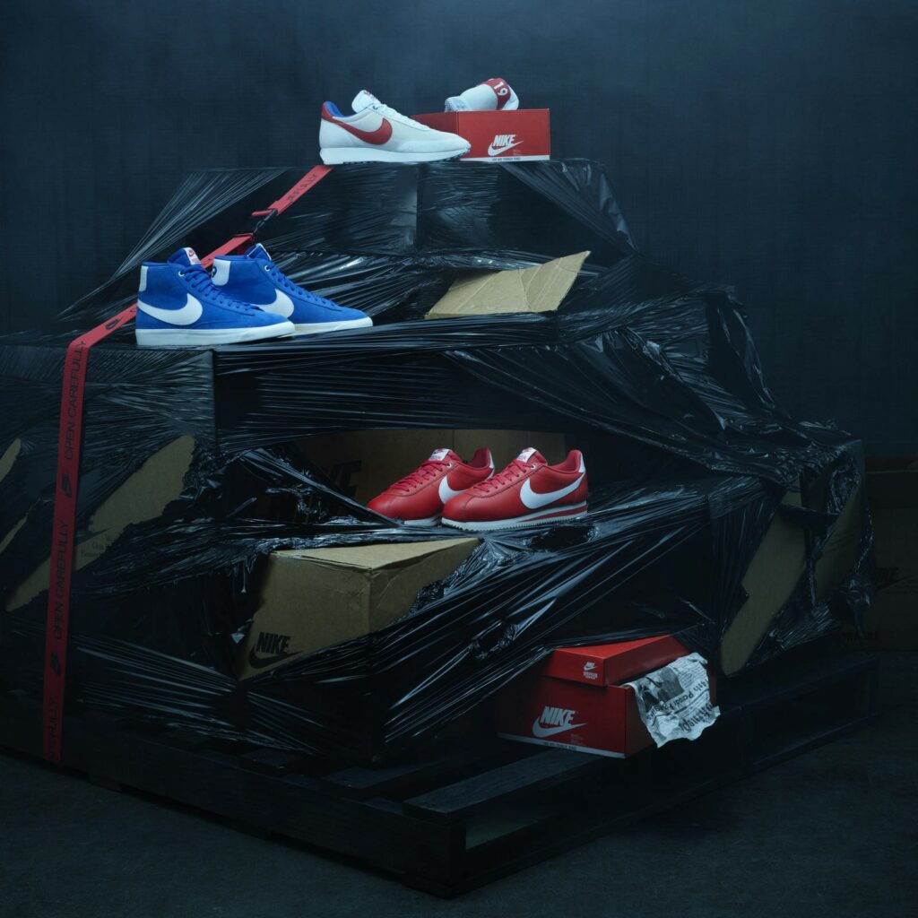 Nike x Stranger Things OG Pack