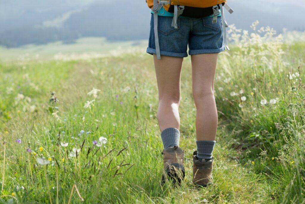 Skarpetki trekkingowe do butów górskich