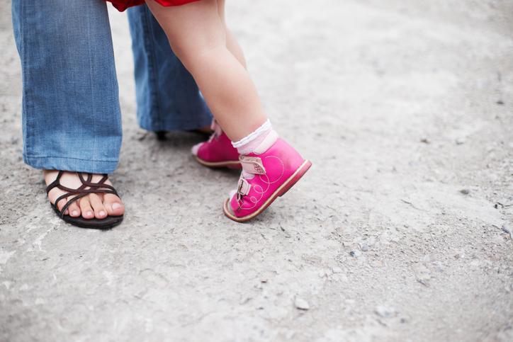 buty na miękkiej podeszwie