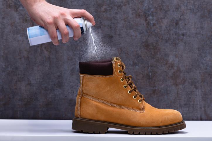 dezodorant do butów