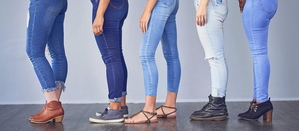 buty damskie dla puszystych które modele wysmuklą nogi