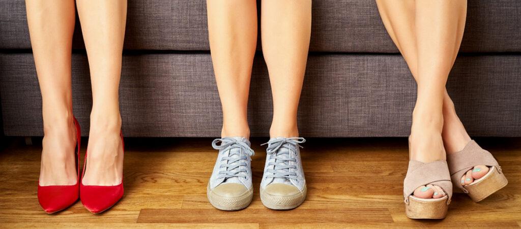 buty damskie które nie wychodzą z mody - ponadczasowe modele
