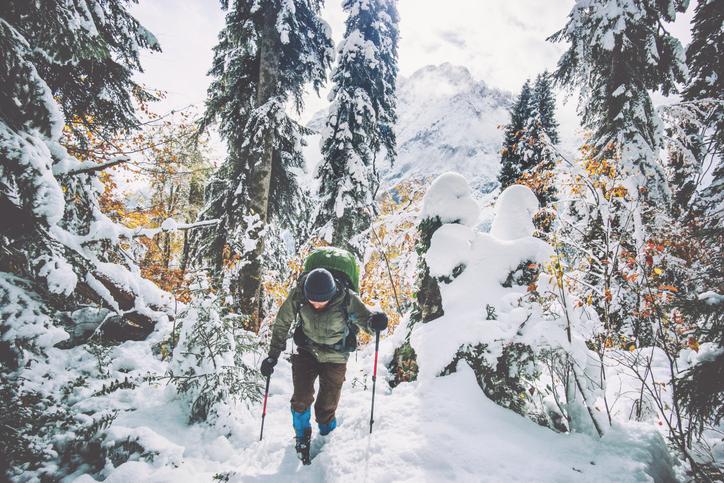 buty trekkingowe zimowe damskie i męskie