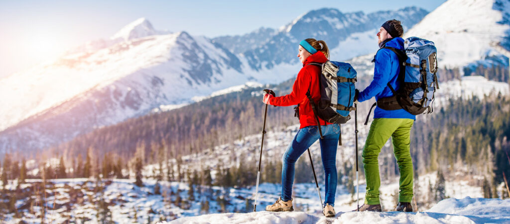 zimowe buty trekkingowe - jakie wybrać