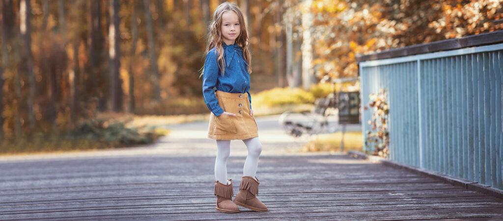 buty jesienne i zimowe dla dziecka - na co zwrócić uwagę podczas zakupu