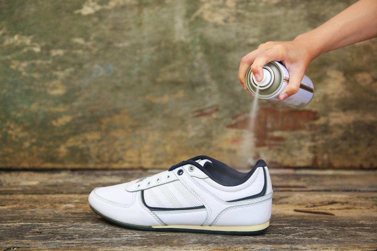 Dezodorant do obuwia