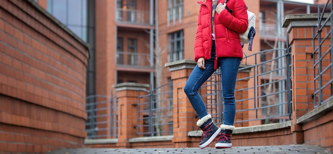 Jakie Buty Do Sportowej Kurtki Sneakersy Sniegowce Czy Buty Na Obcasie Blog Eobuwie Pl