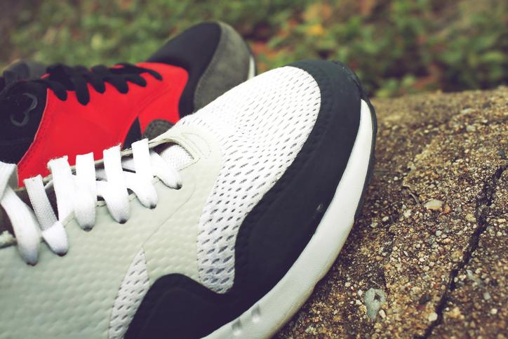 buty z siatki