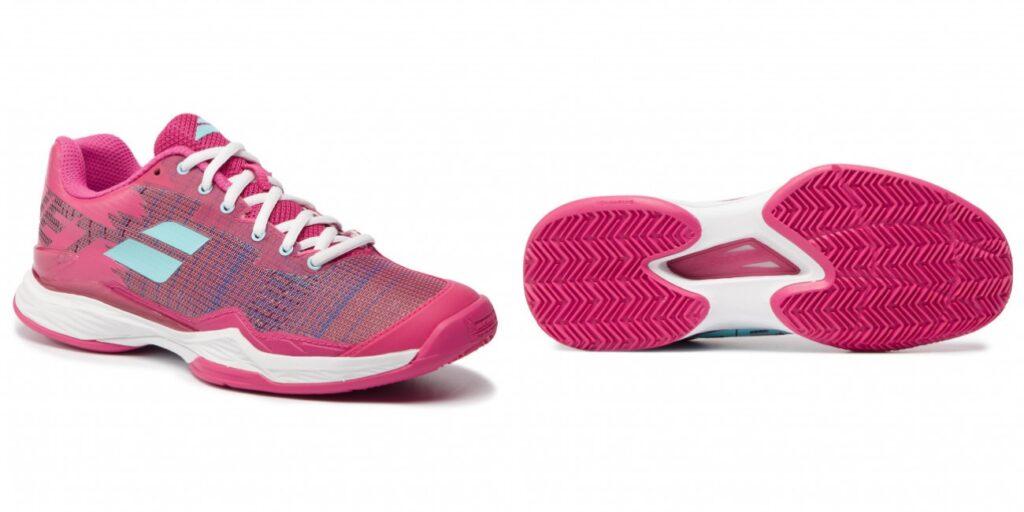 buty do tenisa babolat damskie jet mach i clay