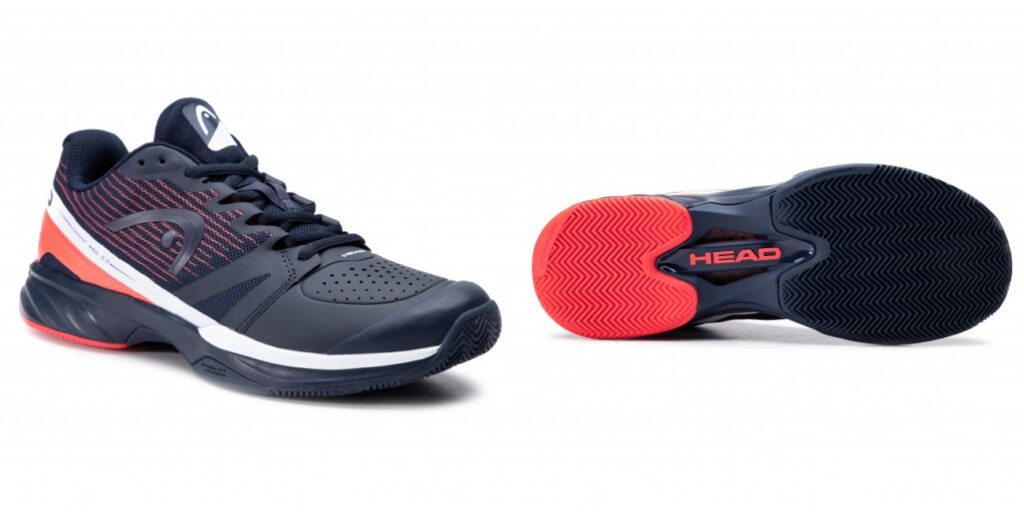 buty do tenisa head męskie sprint pro clay