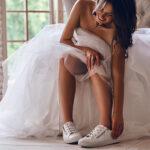 trampki na wesele i do ślubu