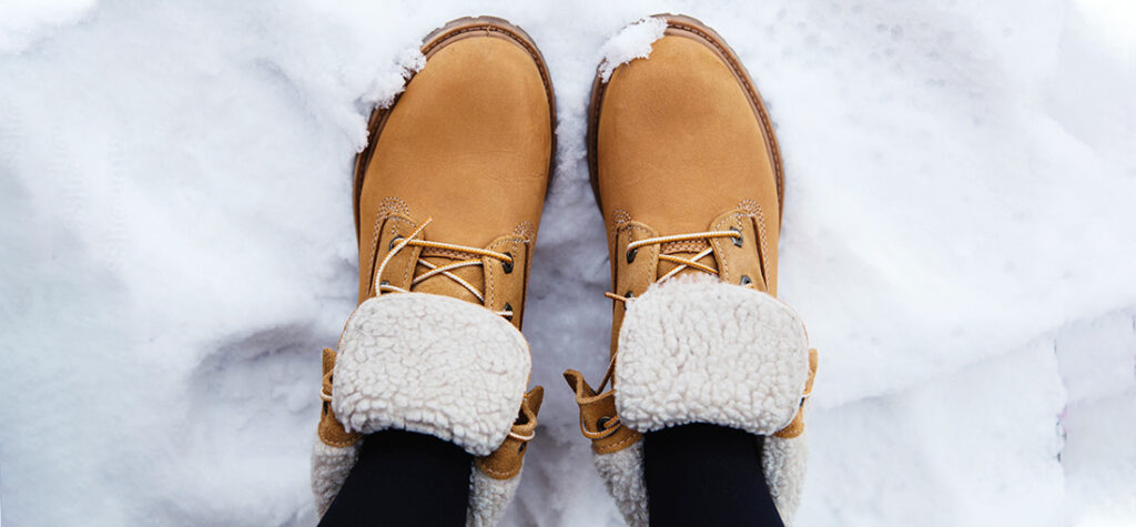 jak przygotować buty na zimę