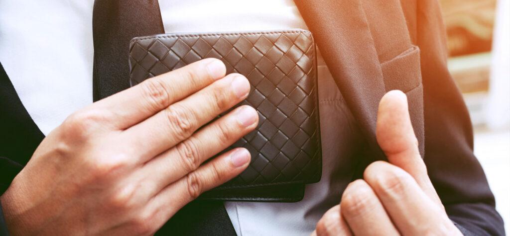 portfel męski na prezent - jaki wybrać