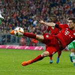 Robert Lewandowski strzela 5. gola w jednym meczu
