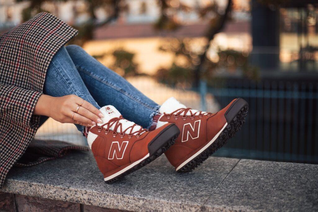 Damskie buty trekkingowe New Balance