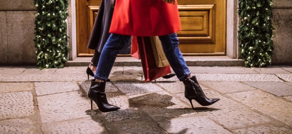 modne i tanie buty na zimę
