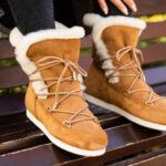 jak nosić śniegowce moon boot - stylizacje