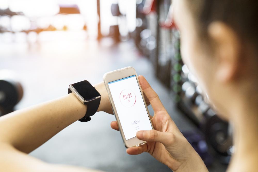 smartwatch i smartfon