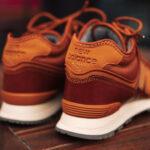 pomarańczowe buty marki new balance