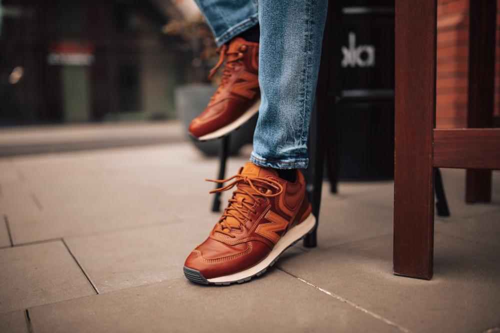 męskie sneakersy new balance