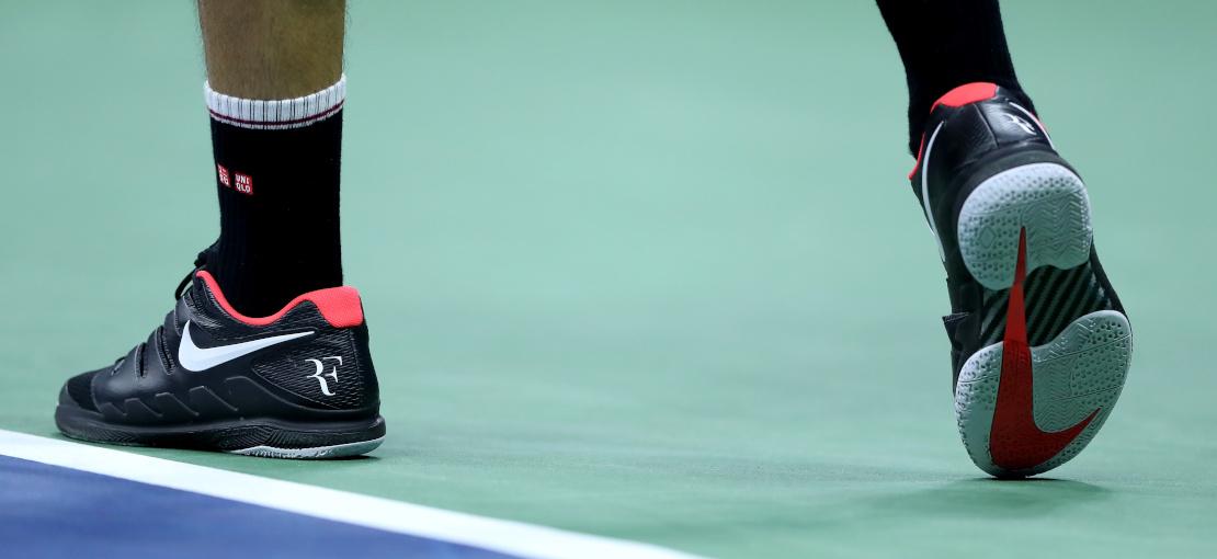 buty tenisowej wielkiej trójki - w czym grają Federer Nadal i Djokovic