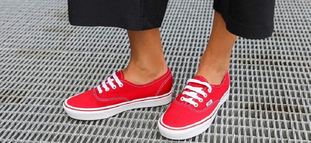 buty materiały tekstylne