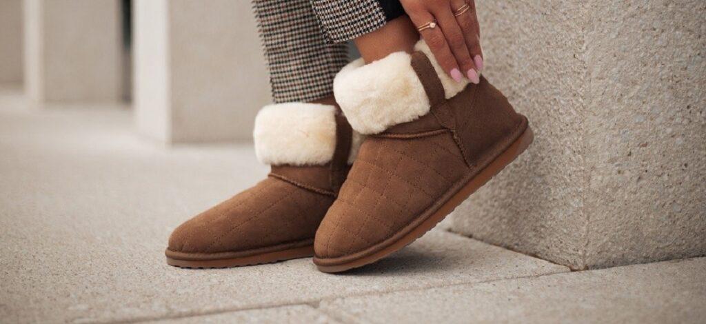 buty materiały włókiennicze