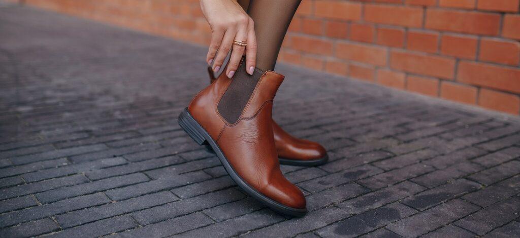 buty skóra licowa