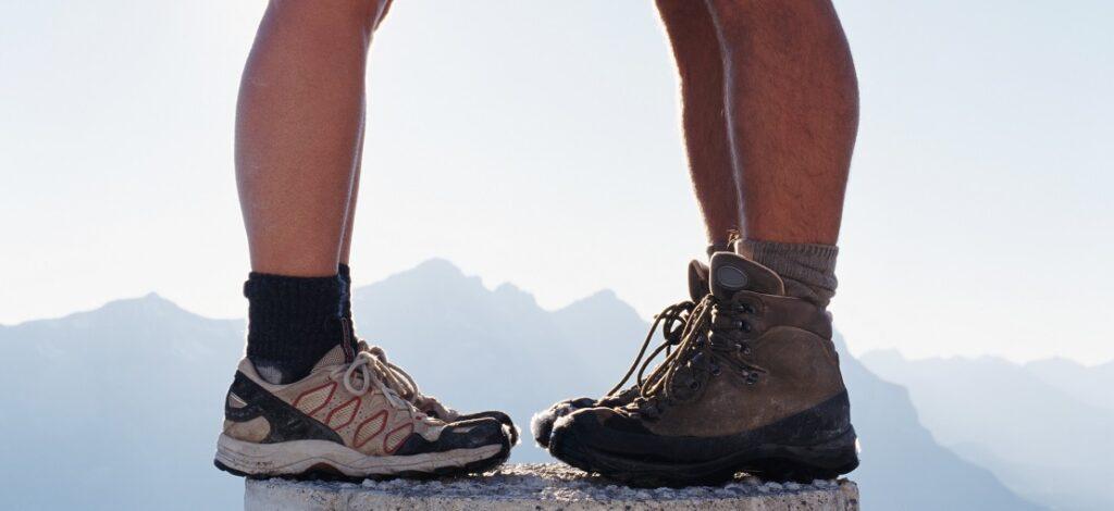 buty z membraną