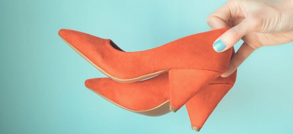 buty z zamszu