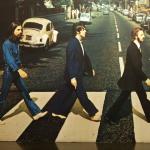 Okładka płyty Abbey Road zespołu The Beatles