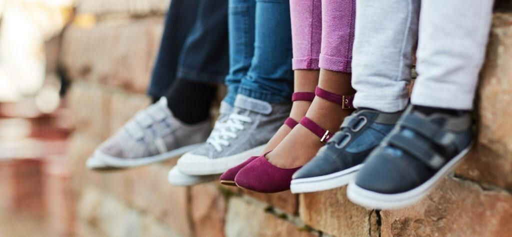 ile par butów dla dziecka